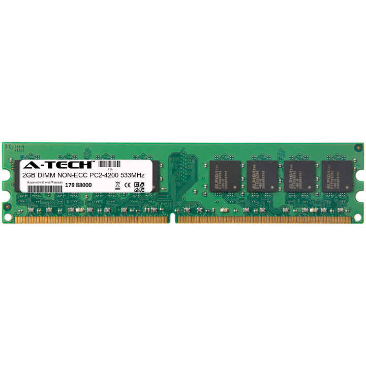 9014 9071 B34 4GB KIT RAM for Lenovo ThinkCentre M57p 9011 9089 2x2GB memory
