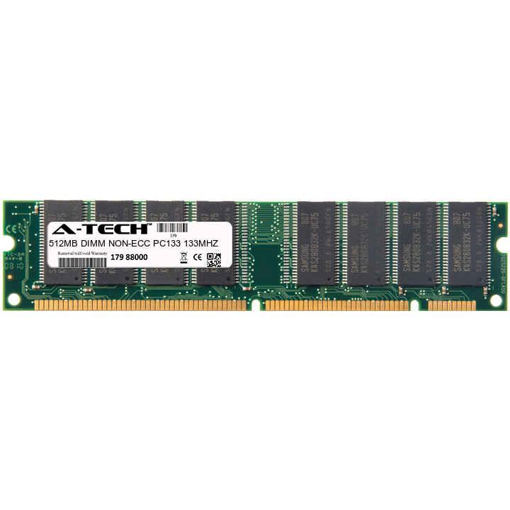 512MB DIMM Asus CUV4 CUV4X CUV4X-C CUV4X-CM CUV4X-CME CUV4X-DLS Ram Memory