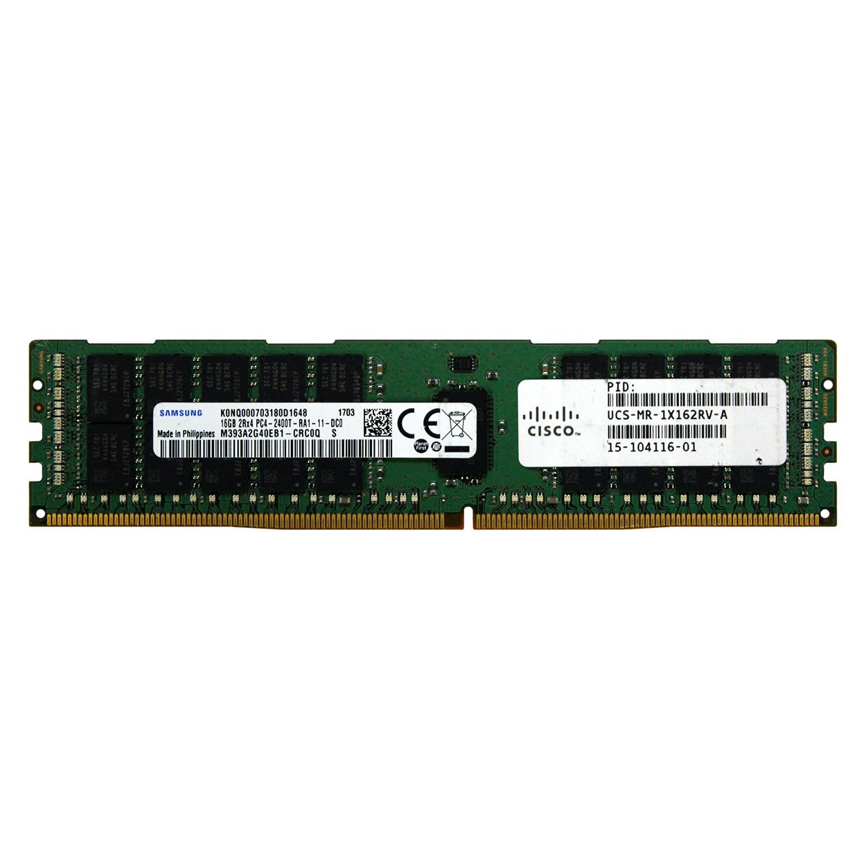 3x16GB DDR3 PC3-8500R 4Rx4 ECC Reg Memory RAM Cisco UCS C200 M2 B200 M2 48GB