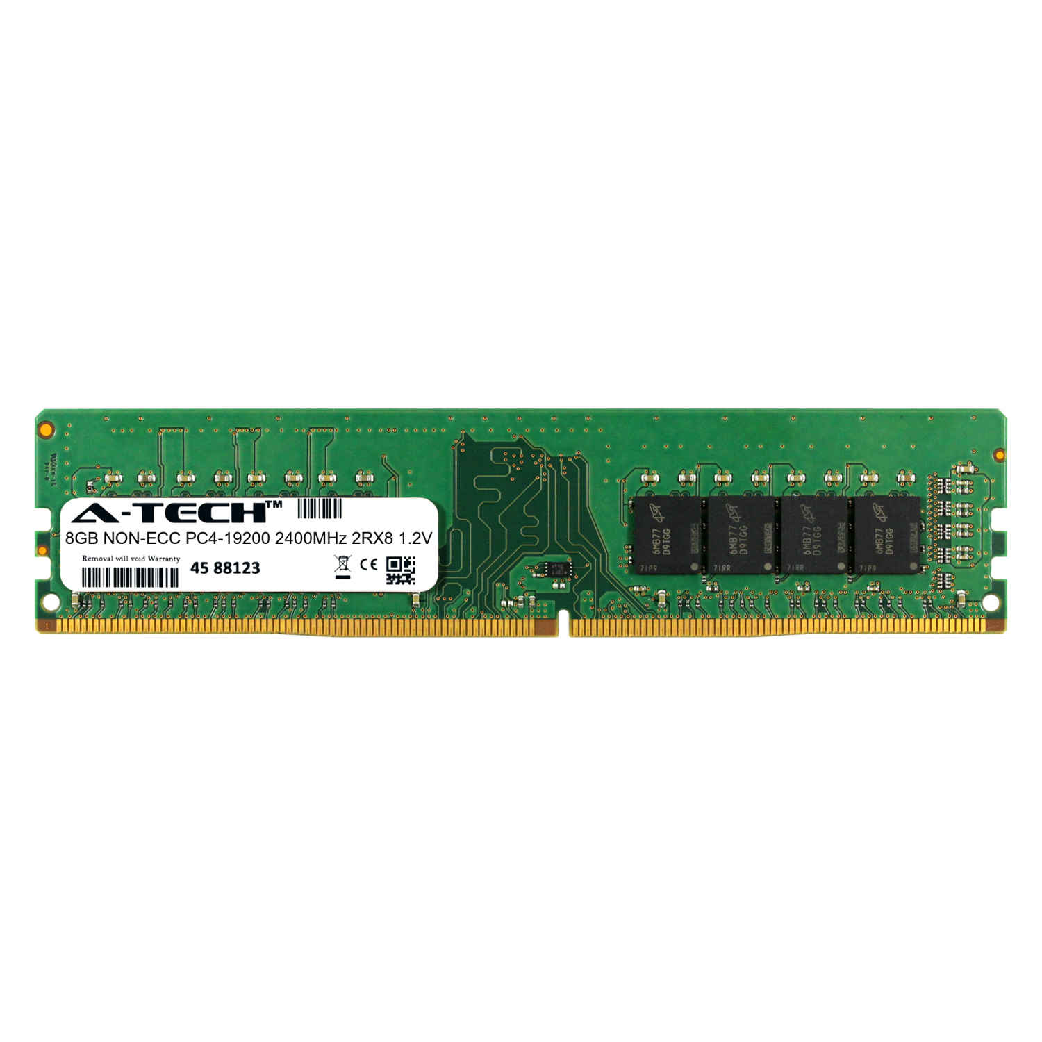 Details about 8GB DDR4 2400 Desktop Memory RAM for DELL OPTIPLEX 3046 3050  5050 5055 7040 7050