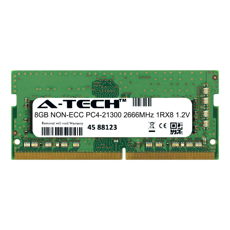 8GB Module for Dell Latitude 3480 3490 3580 E3480 E3490 E3580 Laptops Memory Ram