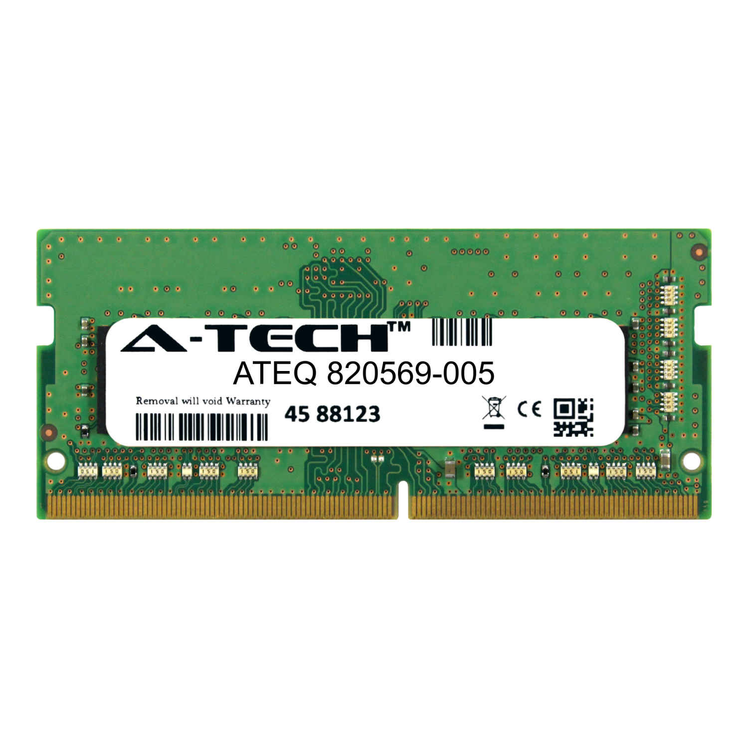 HP 820570-001 820570-005 8GB DDR4 SODIMM PC4-17000 Laptop RAM MEMORIA