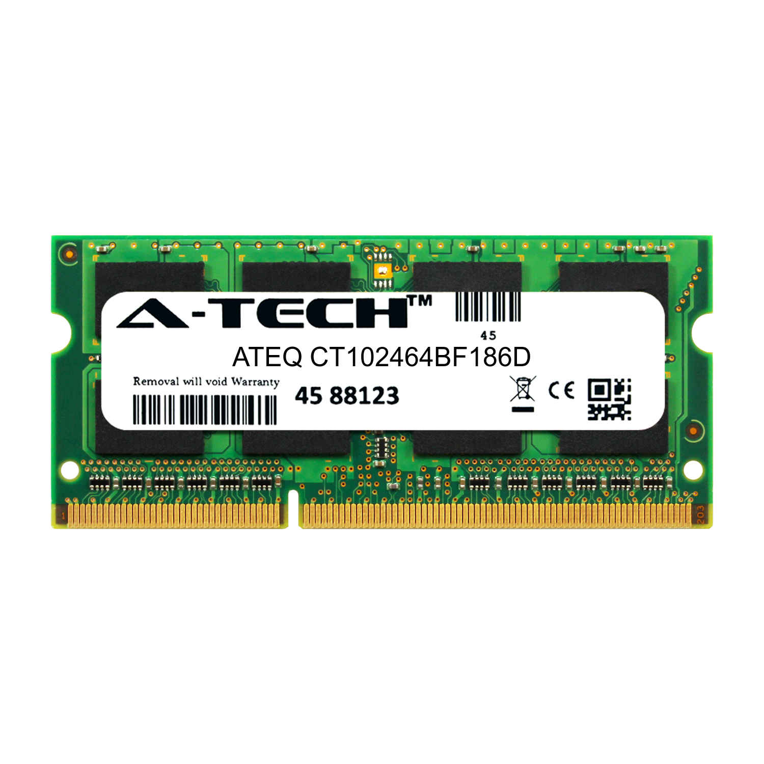 Details About Crucial Ct102464bf186d A Tech Equivalent 8gb Ddr3l 1866 Sodimm Laptop Memory Ram