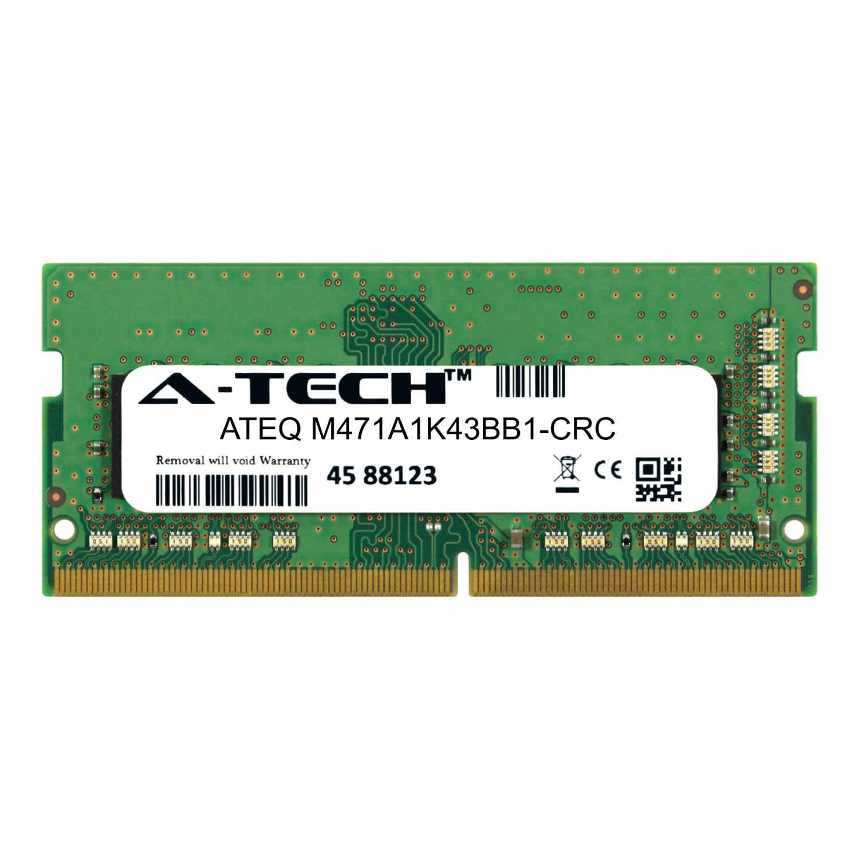 Samsung M471A1K43BB1-CRC A-Tech Equivalent 8GB DDR4 2400 19200 Laptop Memory RAM