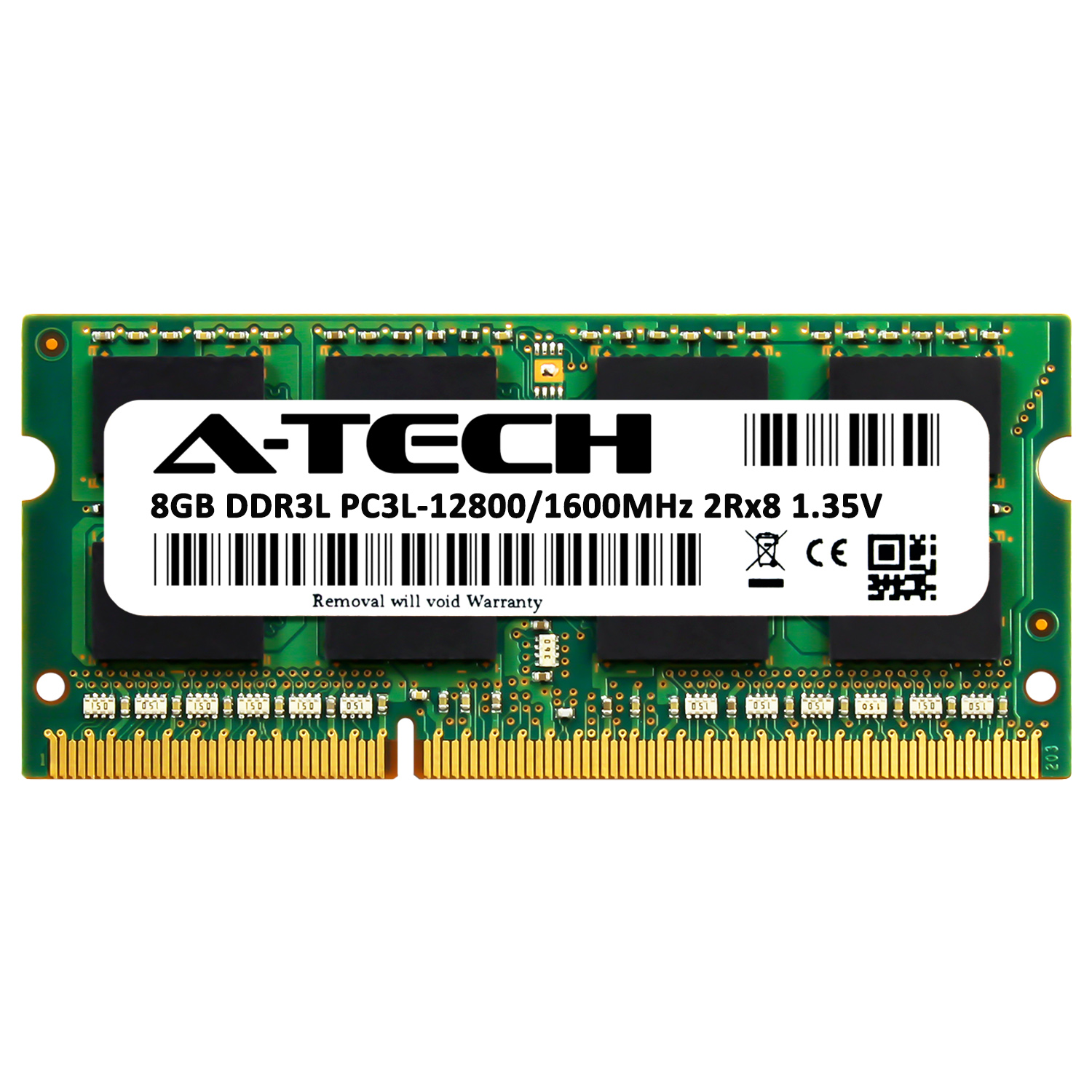 8GB PC3-12800 DDR3 1600 MHz Memory RAM for HP 14-AM052NR