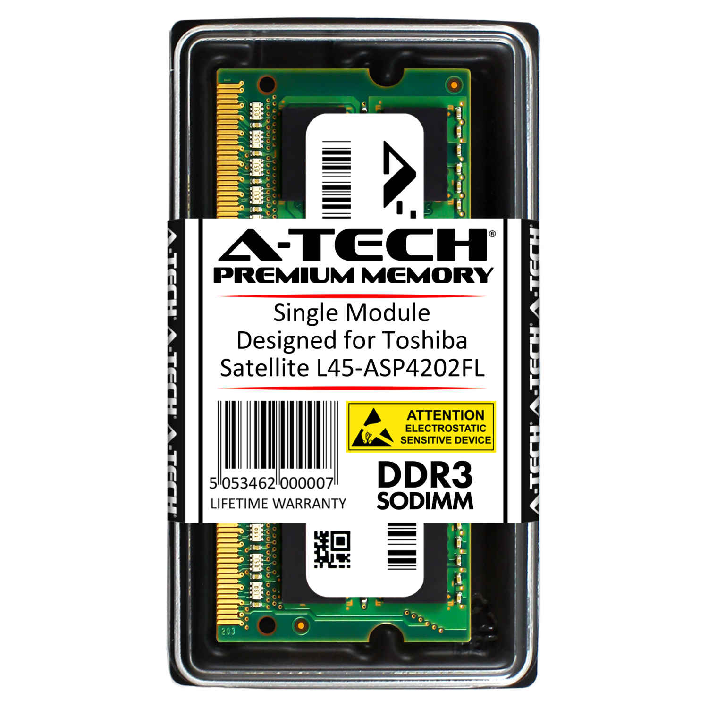 8GB KIT 2 x 4GB Toshiba Satellite C655-S5343 C655-S5501 C655-S5503 Ram Memory