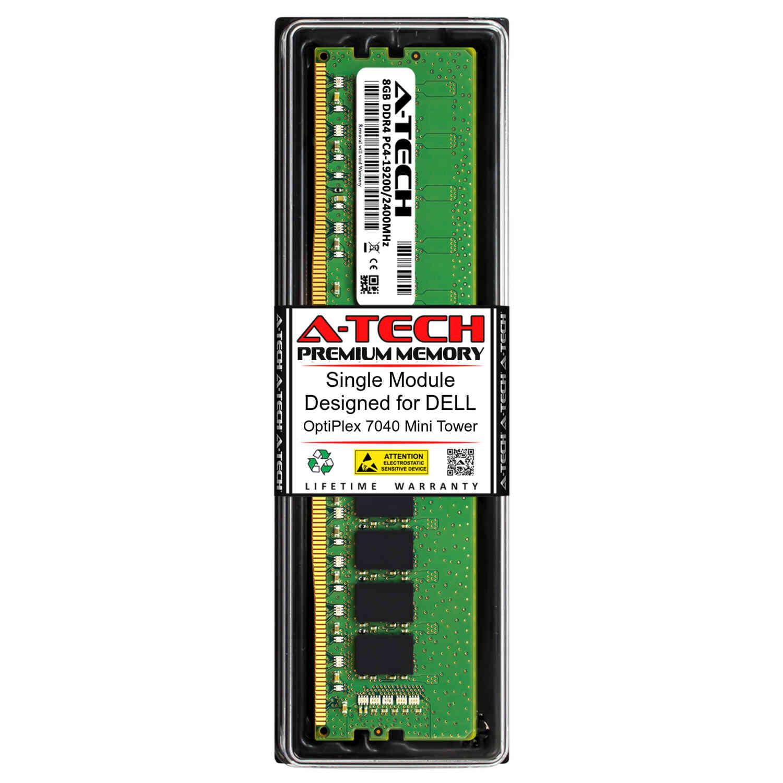 8GB PC4-19200 DDR4 2400 MHz Memory RAM for DELL OPTIPLEX 704