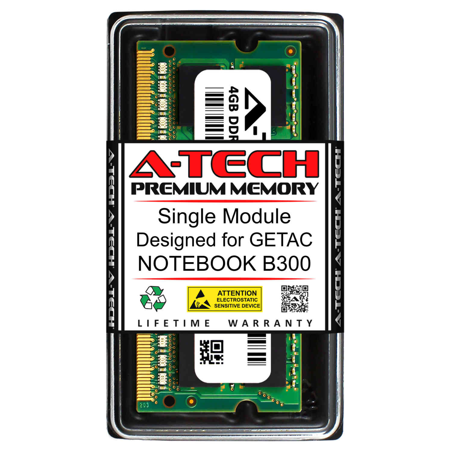4GB-PC3-12800-DDR3L-1600-MHz-Memory-RAM-for-GETAC-NOTEBOOK-B300