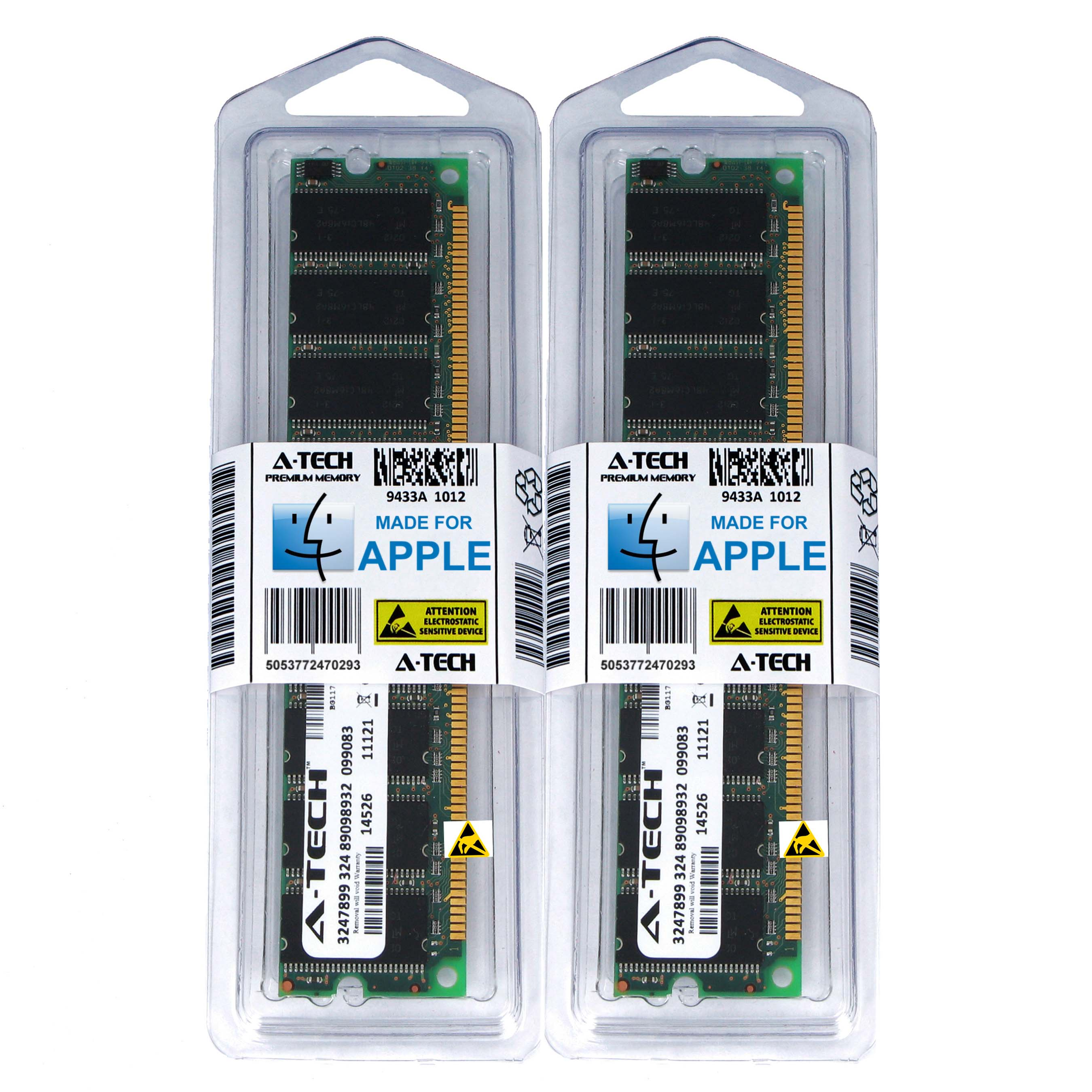 Details about 1GB KIT 2X 512MB Apple iMac G5 Power Mac G5 184PIN PC3200 400  Mhz Memory Ram