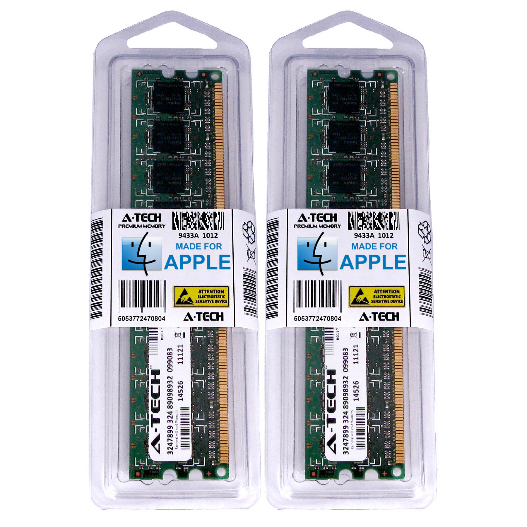 8GB PC3-8500 UNBUFFERED APPLE Mac Pro MB535LL//A MacPro4,1 MB871LL//A MEMORY RAM