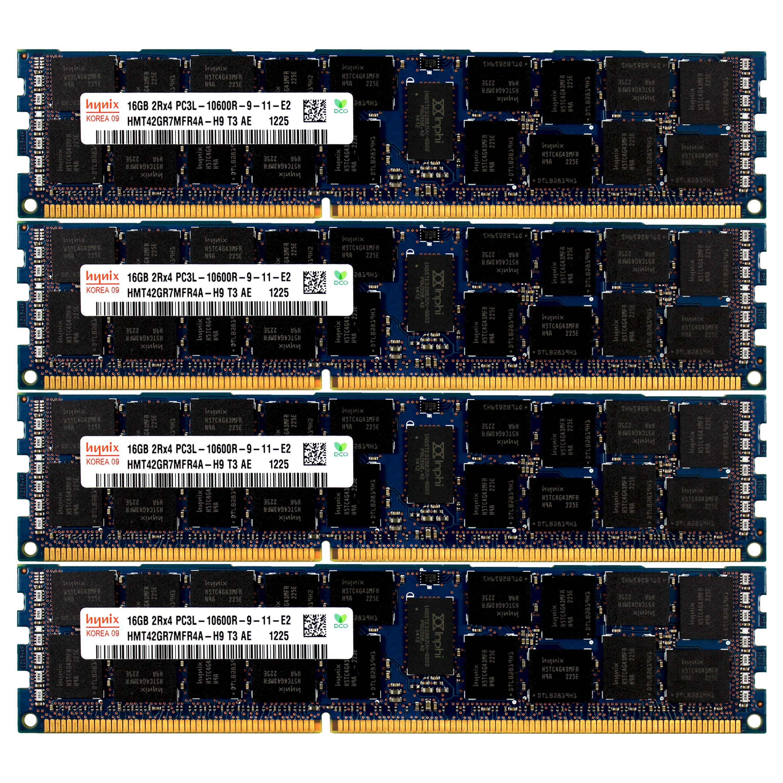 4GB Module HP Proliant ML350E ML350P SL210T SL230S SL250S G8 Memory Ram