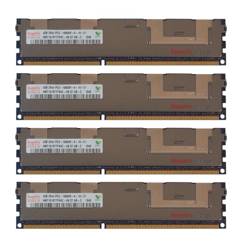 16GB DELL POWEREDGE T410 T610 R610 R710 R715 R810 R720xd