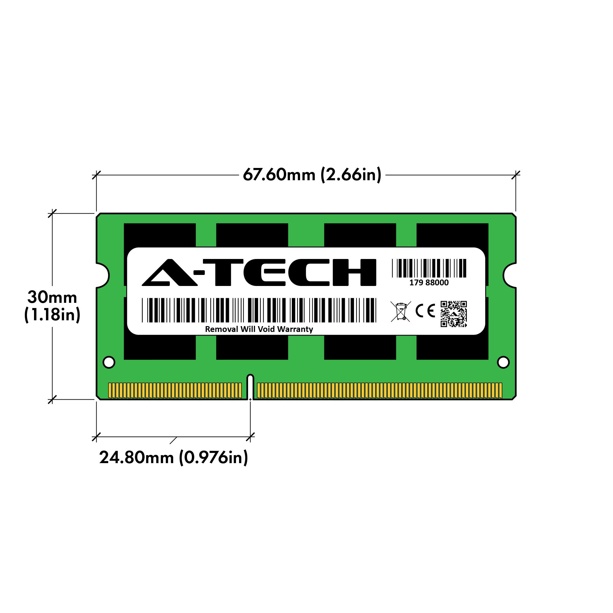 4GB-PC3-12800-DDR3L-1600-MHz-Memory-RAM-for-GETAC-NOTEBOOK-B300 thumbnail 3
