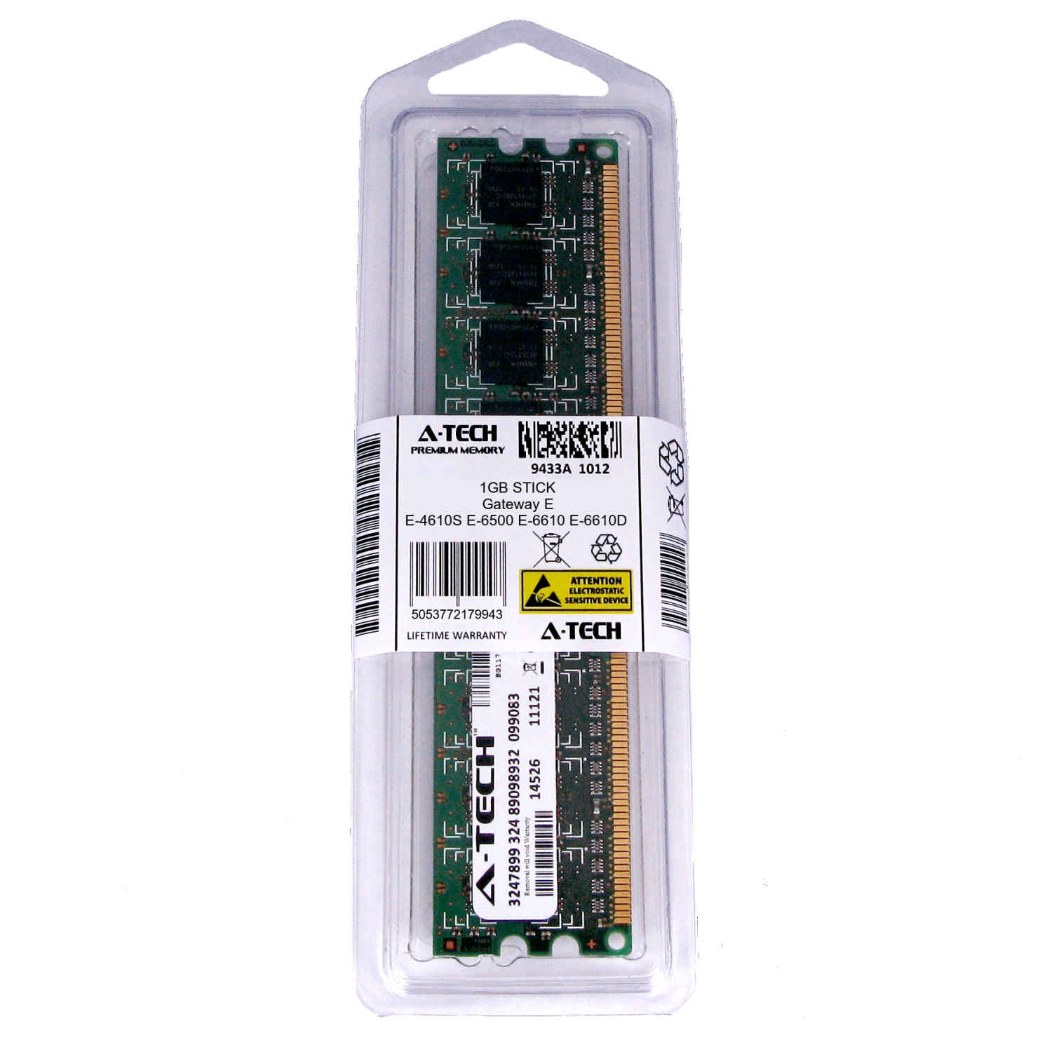 Gateway E-6610D Driver for Windows