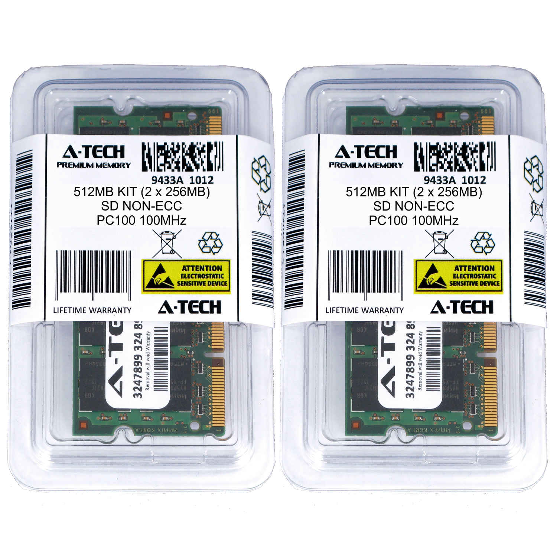 256MB SD Laptop Module 100 SDRam 100 Notebook 144 pin 144-pin SD 256M Memoy Ram