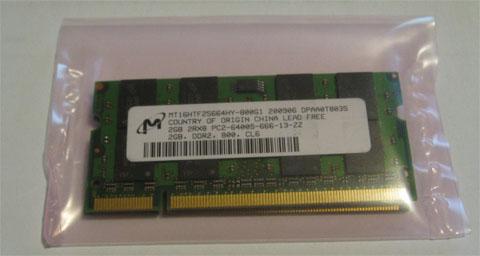 2GB Sony VAIO VGN-NS325J//N VGN-NS325J//P Memory RAM